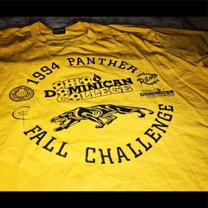 VINTAGE Ohio Dominican College Soccer Shirt